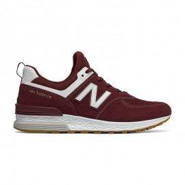 OUTLET NEW BALANCE SCARPE SUEDE