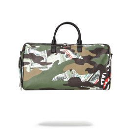 SPRAYGROUND money shark duffle