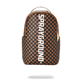 SPRAYGROUND rubber checkered