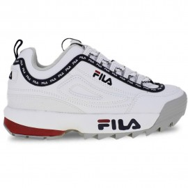 official photos f75b8 45363 SCARPE FILA DISRUPTOR LOGO LOW 1010748 - LifeStyle Moda