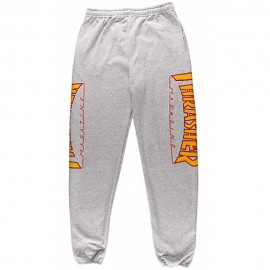 OUTLET TRASHER flame sweat pant