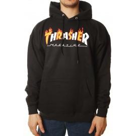 FELPA THRASHER FLAME MAG HOD 144569