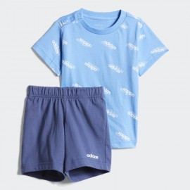 ADIDAS shirt+short set