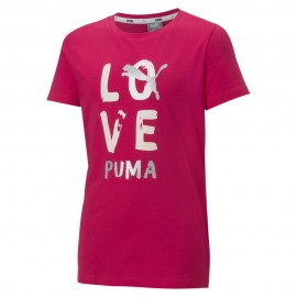 T-SHIRT RAGAZZA PUMA ALPHA GIRL 581360