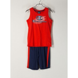 CHAMPION ITALIA canotta+short