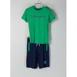 CHAMPION ITALIA shirt+short