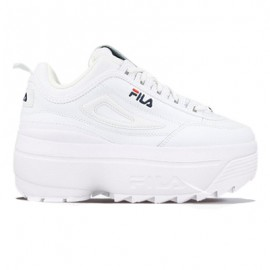 FILA disruptor wedge zeppa