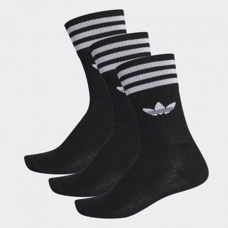 ADIDAS solid crew sock