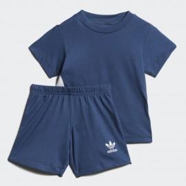 ADIDAS shirt+short