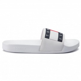 TOMMY JEANS flag poolslide