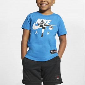 T-SHIRT BAMBINO NIKE AIR DUNK 86E913