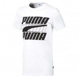 T-SHIRT PUMA REBEL BOLD 854442