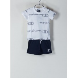 CHAMPION ITALIA shirt+short