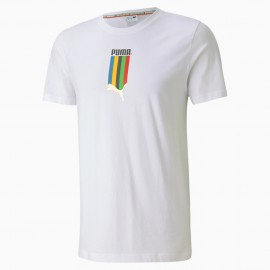 T-SHIRT PUMA TFS GRAPHIC 597614