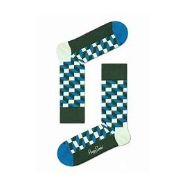 CALZINI HAPPY SOCKS FILLED OPTIC FIO01