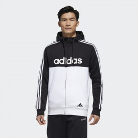 GIACCA ADIDAS TRACK JACKET ESSENTIALS COLORBLOCK HOODED GD5503