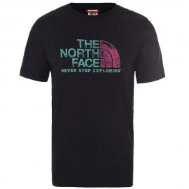 NORTH FACE rust