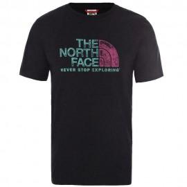 NORTH FACE rust