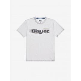 BLAUER SHIRT COTONE