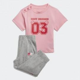 ADIDAS shirt+legg