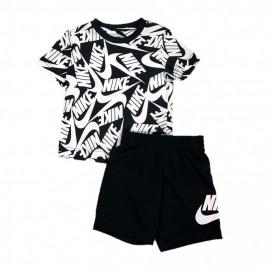 NIKE shirt+short
