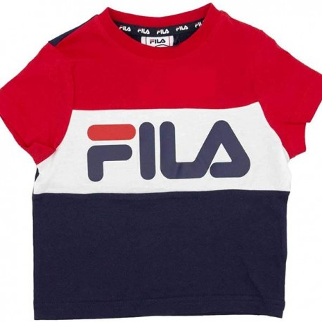FILA bloched tee