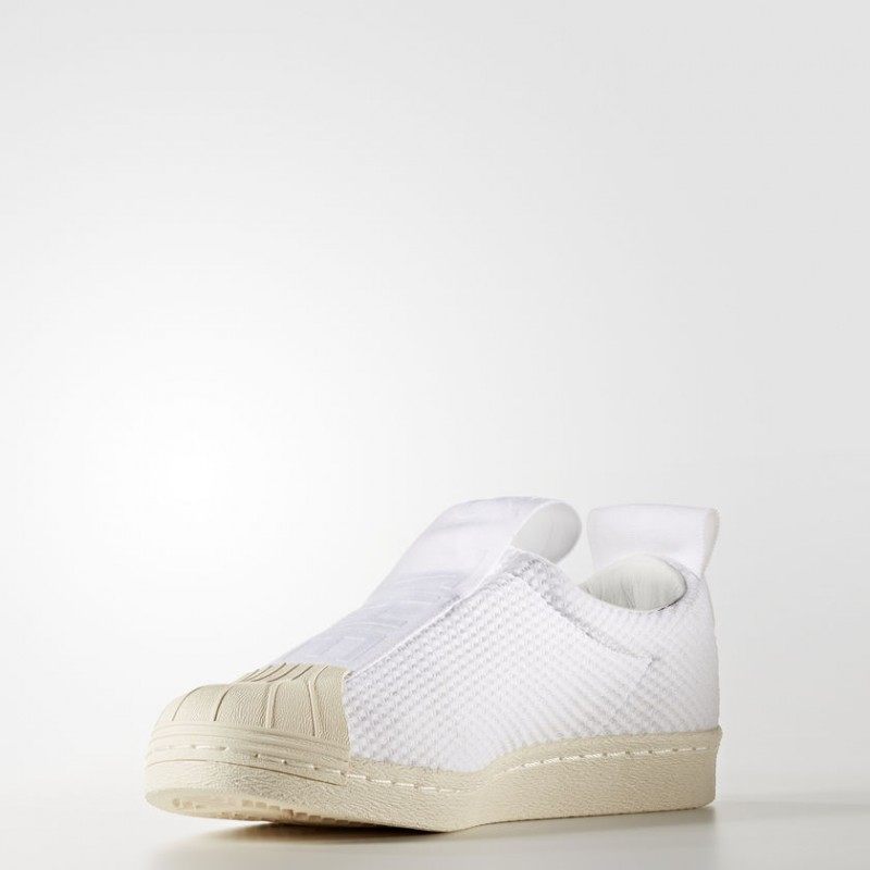 adidas superstar punta bianca