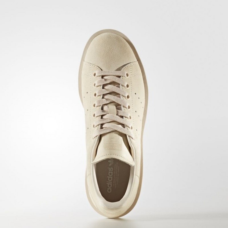 the latest 7e8dd ae1af ADIDAS STAN SMITH BOLD CG3773 linguetta