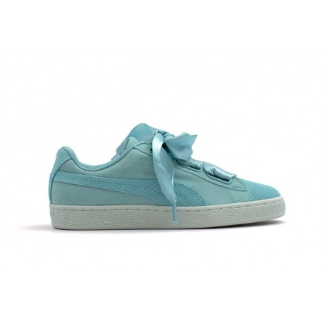 scarpe puma suede heart
