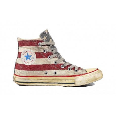 scarpe tela converse
