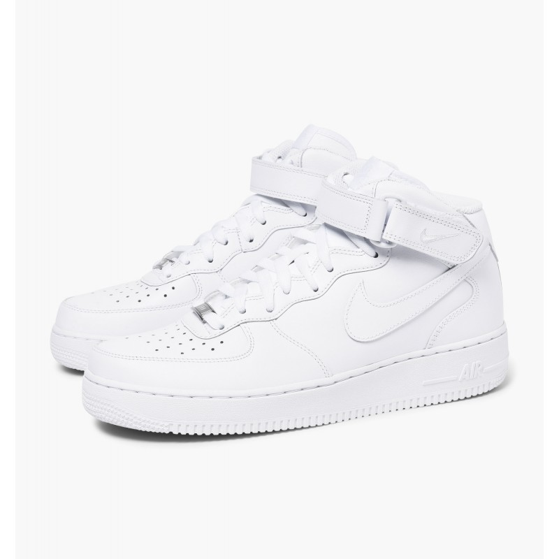 315123 Scarpe da uomo Nike Air Force 1 Mid 07