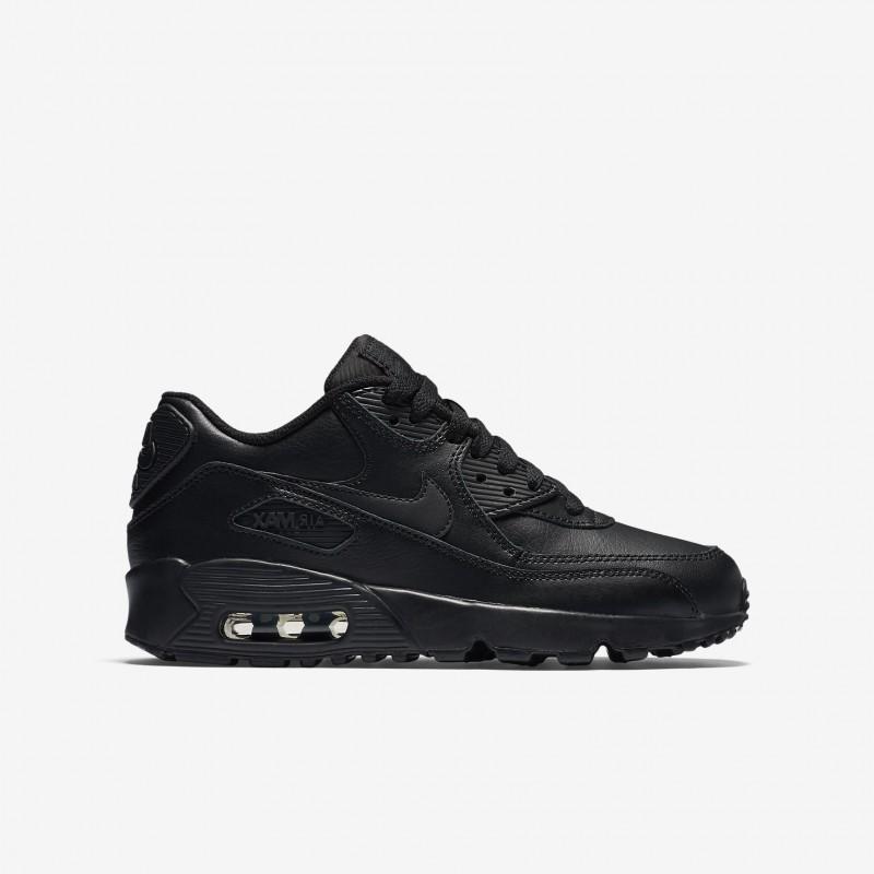 833412 Scarpe ragazzo Nike Air Max 90 Leather