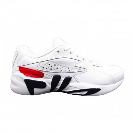 Mindblower 1rm00119 Sneakers Da Uomo Fila Bianche Sportive OkZiuPX