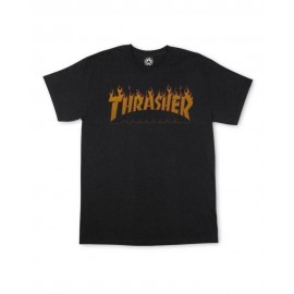 OUTLET TRASHER flame halftone