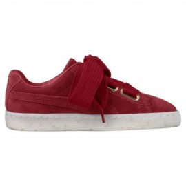 OUTLET PUMA suede heart