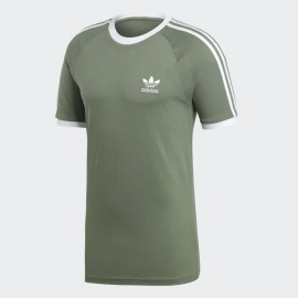 OUTLET ADIDAS 3 stripes tee