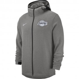 OUTLET NIKE dry hoody lakers