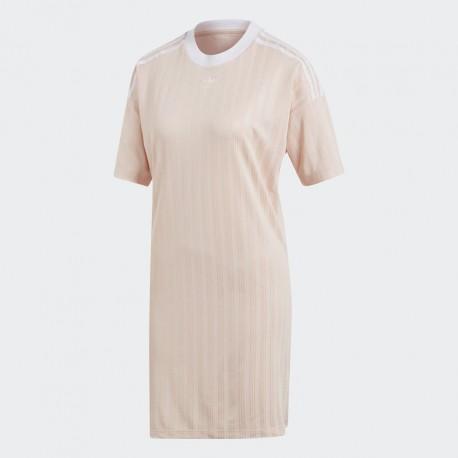 OUTLET ADIDAS trefoil dress
