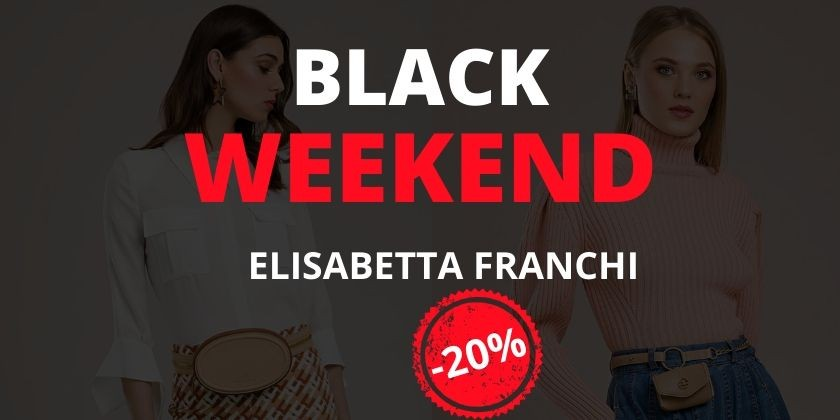 Black Friday su Elisabetta Franchi